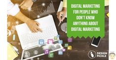 When I joined the Design Pickle team, I didn't know anything about Digital Marketing. Online Marketing, Digital Marketing, Make Money Online, How To Make Money, Pickle, Advertising, Business, Easy, Design