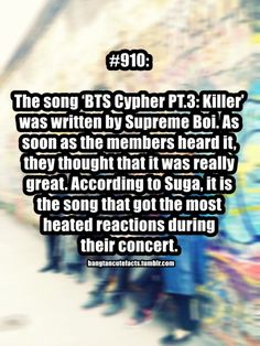 I'm pretty sure only the chorus was written by Supreme Boi. All BTS's rappers wrote their own diss raps for us ARMY's anthem. Bts Boys, Bts Bangtan Boy, Jimin, Bts Billboard, Bts Facts, Rap Lines, Hip Hop And R&b, About Bts, Bias Wrecker