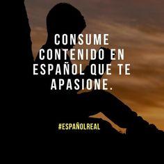 Qué temas te apasionan?  Cuéntame  #EspañolReal #hablarespañol #spanish #motivación #realspanish