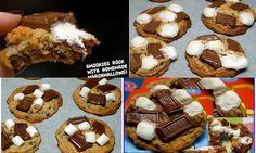 Hugs & CookiesXOXO: S'MORES + COOKIES = SMOOKIES!