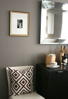Dining room paint color idea, depends on dining room furniture colors though
