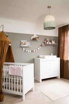 Awesome baby nursery detail are offered on our website. look at this and you wont be sorry you did. Baby Bedroom, Baby Boy Rooms, Baby Room Decor, Nursery Room, Girls Bedroom, Brown Nursery, Nursery Neutral, Unisex Nursery Colors, Baby Room Design
