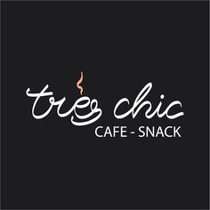 #treschic #logo #design #logodesing #symbol #lettering #cafe #cafebar #graphicdesign #graphicart #vector #vectorart #art #titos #titosart #calligraphy #calligraphyart #calligraphylogo #giannitsa #adobeillustrator #bar