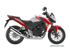 Specifications for the 2015 Honda CB500F ABS (CB500FA)