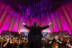 Christmas in Christ Chapel at Gustavus Adolphus College in St. Peter, MN. Christmas In Christ Chapel Thoughts