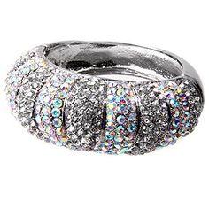 Iridescent Bling Bracelet