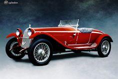 1930 Alfa Romeo 6C 1750 Grand Sport Spyder by Zagato, via 12cylinders.com