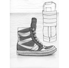 2008 Vans Sk8, Rick Owens, High Top Sneakers, Kicks, Casual, Shoes, Zapatos, Shoes Outlet, Shoe