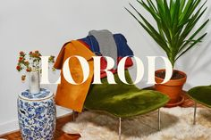 Brand Identity & Web Design for LOROD by PentagramClassic...