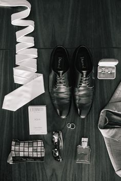 Grooms details // Hilary Cam Photography