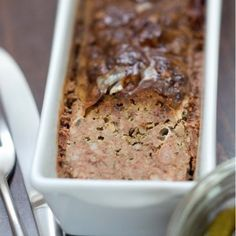La terrine de campagne de la régalade Mousse, Country Terrine, Salty Foods, Duck Recipes, Baked Chicken Recipes, French Food, 20 Min, Healthy Breakfast Recipes, Charcuterie