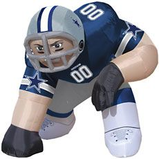 Set - Let s Go!   Dallas Cowboys 5 foot Inflatable Figurine Dallas Cowboys  Baby 4e066eab0