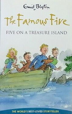 The Famous Five, Enid Blyton, Roald Dahl, Treasure Island, Storytelling, Audiobooks, Ebooks, This Book, Comics