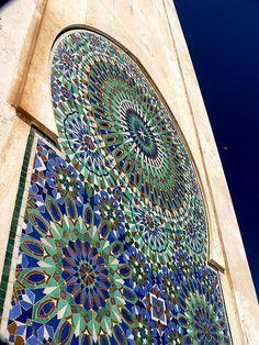 King Hassan II Mosque, Casablanca - Morocco Mosque Hassan II , Casablanca - Marruecos - Maroc Désert Expérience tours http://www.marocdesertexperience.com