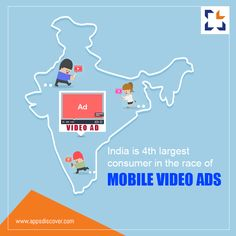 Incorporate in your business and reinforce your branding as reports says people are now inclined more towards watching videos in mobile and make their buying decisions accordingly. Mobile Video, Mobile App, Video Advertising, Growing Your Business, App Development, Apps, Branding, Sayings, Videos
