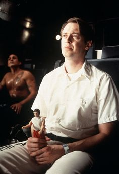 Steve Buscemi as Garland Greene, Con Air Not hot per se but he's got something. Movie Tv, 90s Movies, Good Movies, Stevie B, Steve Buscemi, Star Wars, Cult, Film Stills, Cinema