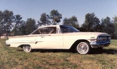 1972 i bought my first car,looked just like this 1960 chevy impala for 200 dollas still one of my favoriates