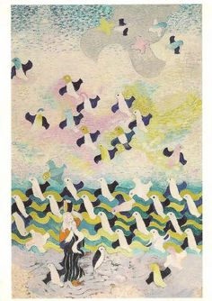 itten birds Johannes Itten, Birds, Paintings, Draw, Watch, Kunst, Clock, Paint, Painting Art