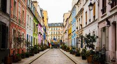 Rue Cremieux Paris : The Good Life France