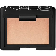Nars Highlighting Blush ($30) ❤ liked on Polyvore featuring beauty products, makeup, cheek makeup, blush, hot sand, highlight makeup, pressed powder makeup and nars cosmetics