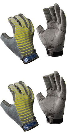 Gloves 65974: Buff Pro Series Fighting Work Gloves Ii - L Xl - Variegate Charcoal Lime -> BUY IT NOW ONLY: $59.61 on eBay!