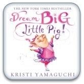 Dream Big, Little Pig! Personalized Book for Kids