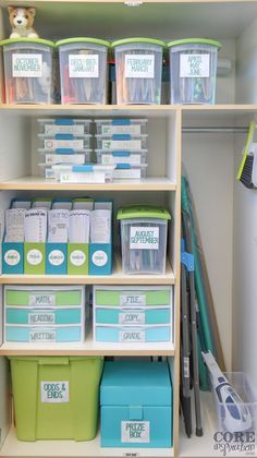 Third Grade Classroom Tour : Designed For Self-Directed Learning Teacher classroom cabinet organization Teacher Organization, Teacher Desks, Teachers Toolbox, Organized Teacher, Teacher Binder, Organization Ideas, Teacher Cart, Organizing, Teachers Room