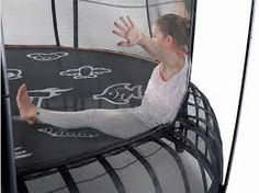 Backyard Trampoline, Tent Camping, Things That Bounce, Safety, Shop, Fun, Accessories, Security Guard, Outdoor Camping