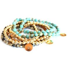 Lotus Wrap Bracelets