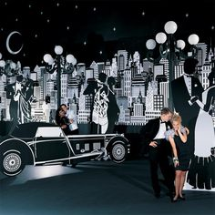 Black Ties By Etceventstyling On Pinterest Gatsby