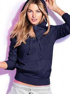 I love VS hoodies