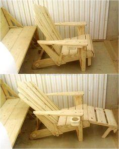 pallet chair 37