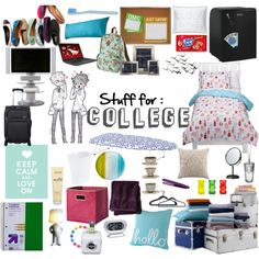 """Stuff for: College"""