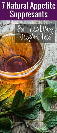 Forget those awful diet pills! These 7 natural appetite suppressants consist of healthy food that will help you lose weight in a natural and healthy way. http://avocadu.com/7-natural-appetite-suppressants-for-healthy-weight-loss/