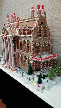 All sizes | George Eastman Museum Gingerbread Houses (4p) | Flickr - Photo Sharing!