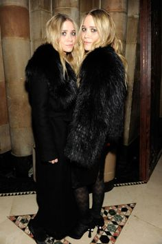 See Mary-Kate and Ashley Olsen's incredible style evolution over the years in 37 changing looks: