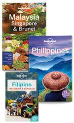 Southeast Islands Bundle Lonely Planet & Save 30%