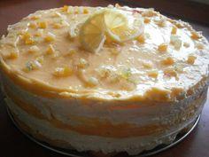 PiciJuci Cukrászdája: Sajttorta lemon curddel