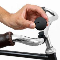 El timbre de bicicleta magnético