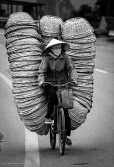 """http://www.greeneratravel.com/ Photo """"Heavy Load"""" by Joerg Wurdak"""