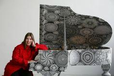Top 10 Contemporary Portuguese Designers: meet Joana Vasconcelos work | Discover more: http://designlimitededition.com/