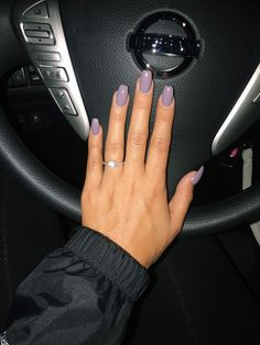 The advantage of the gel is that it allows you to enjoy your French manicure for a long time. There are four different ways to make a French manicure on gel nails. Almond Acrylic Nails, Best Acrylic Nails, Acrylic Nail Designs, Almond Nails, Shapes Of Acrylic Nails, Squoval Acrylic Nails, Ballerina Acrylic Nails, Ballerina Nails Shape, Purple Acrylic Nails