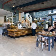 Market Lane Coffee House, Melbourne. | Skinflint Design