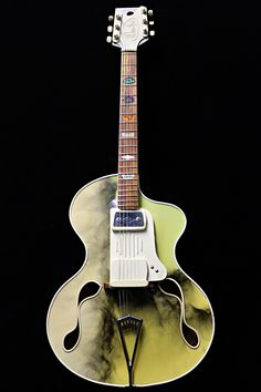 Wandre BB1 Candlelight Smoke de 1960's   Guitare Collection