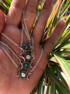 Bohemian Look, Bohemian Jewelry, Artisan Jewelry, Natural Gemstones, Collaboration, Turquoise Necklace, Pearl Necklace, Jewellery, Pearls
