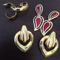 I just listed Earrings ($10) on Mercari! Come check it out! http://item.mercariapp.com/gl/m284602089