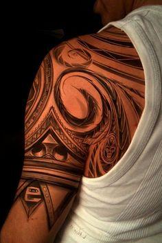 #tattoo #armtattoo #shouldertattoo