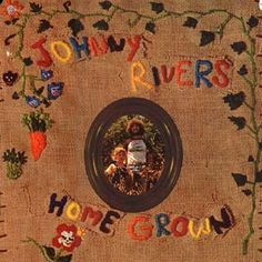 Johnny Rivers - Home Grown Johnny Rivers, Memphis Tennessee, Summer Rain, Album Covers, Kids Rugs, Singer, Holiday Decor, Artwork, Itunes
