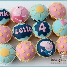 Bestofpicture.com - Images: Peppa The Pig Cupcakes