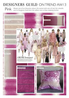 DESIGNERS GUILD A/W13 COLLECTION ON TREND